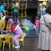 OPEL KIDS PLAYGROUND IN KALNCIEMA BLOCK