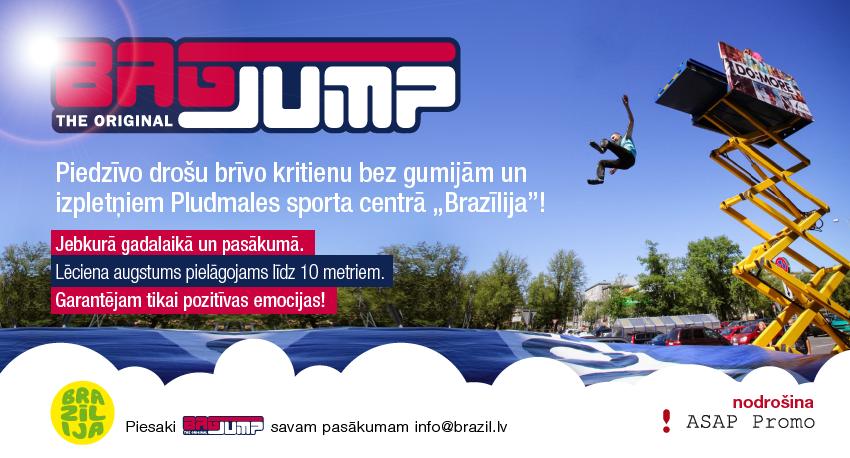 BagJump @ Brazil