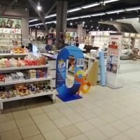 AmEx 0% campaign in trade centers