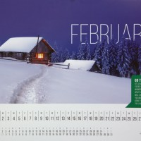 Schneider Electric calendar for year 2015